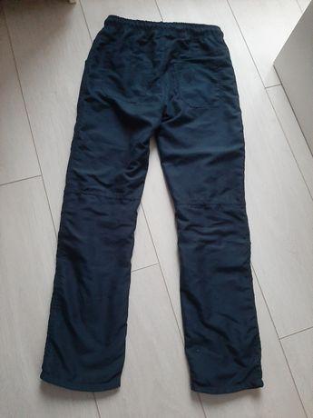 Spodnie 134 Palomino na polarze