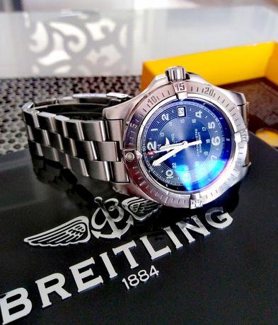 Breitling Colt Chronometer refA74380,41m ,komplet producenta,