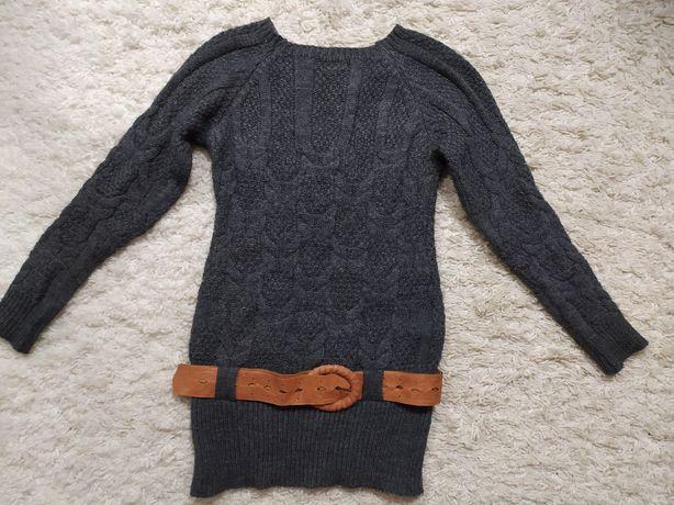 Женская кофта свитер в'язаний