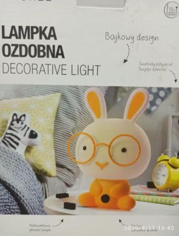 Nowa lampka dziecieca ozdobna do pokoju dzieciecego