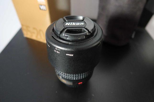 NIKON   NIKKOR 55-200mm