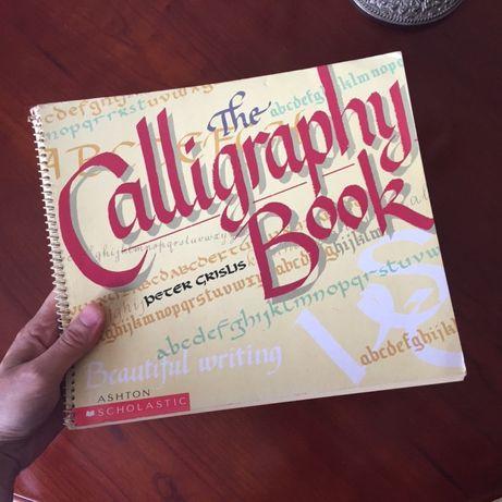 Livro sobre Caligrafia