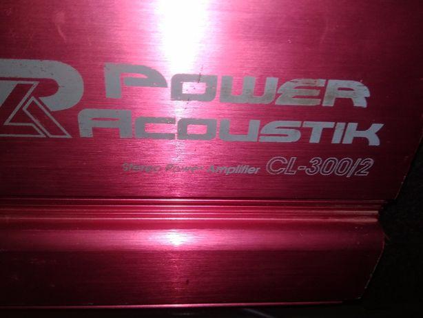 Усилитель Power Acoustik CL 300/2