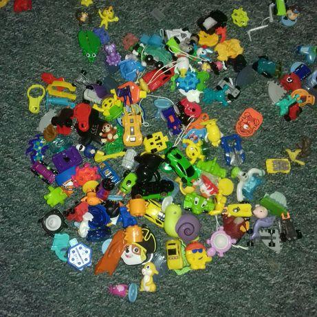 Zabawki z kinder niespodzianek