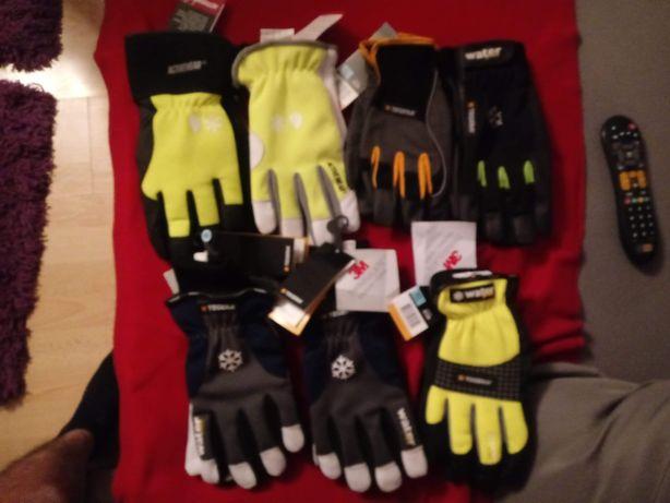 Rękawiczki robocze zimowe