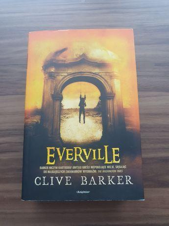 Everville Clive Barker Książka