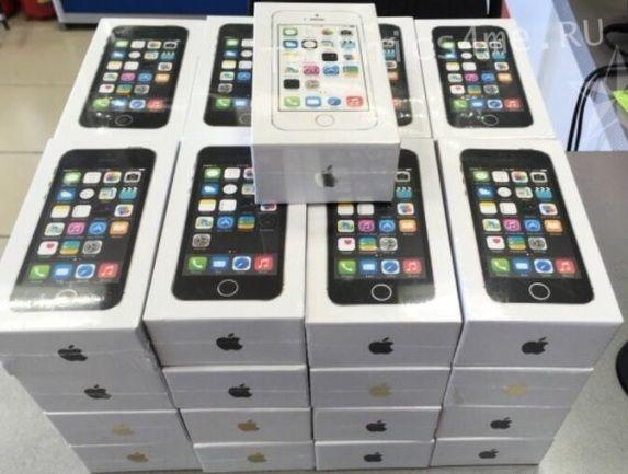 Новые. iPhone 5s 16gb Space Gray/Gold (Айфон 5c) (NEW) 6 7 Х + SE