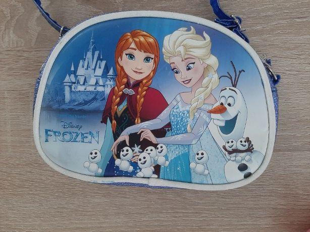 Torebka Frozen Kraina Lodu Elza Anna Olaf
