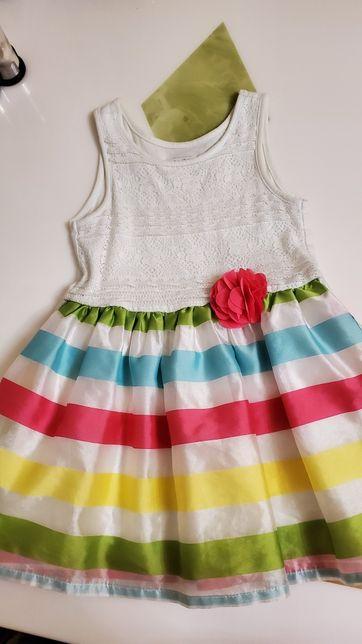 Красивенное платье Children's Place 3T