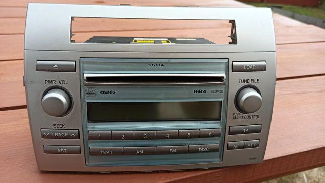 Radio CD MP3 Toyota Corolla Verso