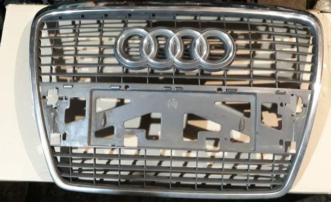 Решотка радиатора Audi a6 c6