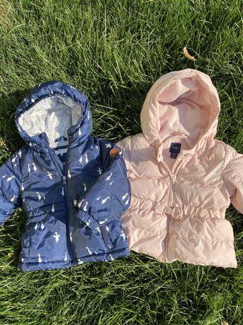 Курточки Gep и Mango