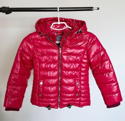 Зимняя куртка фирмы Next унисекс, 128 р.