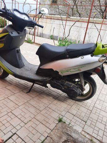 Продаётся скутер!
