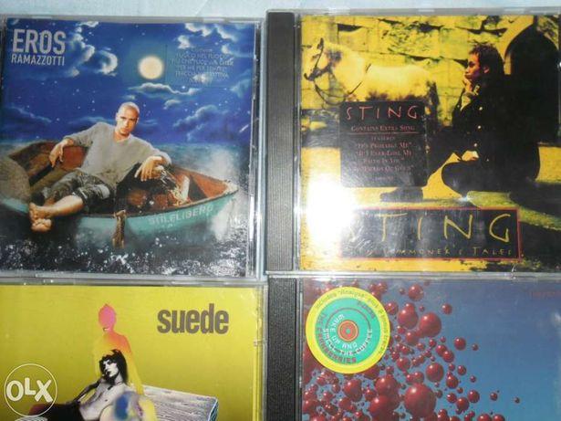 CD Música Variada