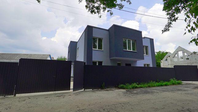 Новий будинок-дуплекс у м.Бровари по ціні квартири