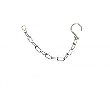 Łańcuch zabezpieczający, metal,