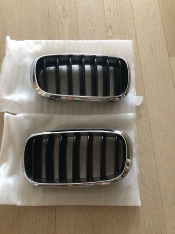 Продам оригинальные решётки радиатора для BMW X6 F16