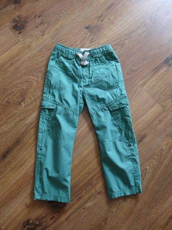 Spodnie super lekkie przewiewne ,CoolClub roz. 104