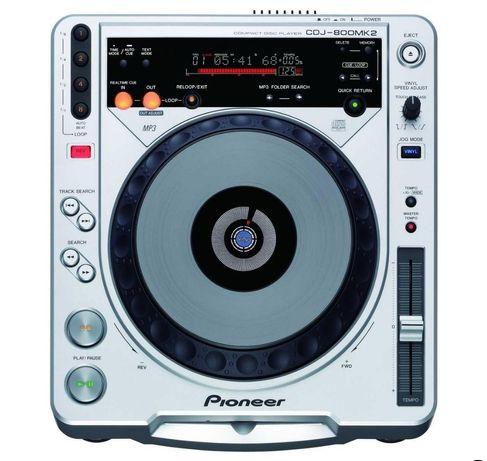 DJ CD-проигрыватель Pioneer CDJ-800 MK2