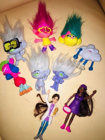 Куклы троли