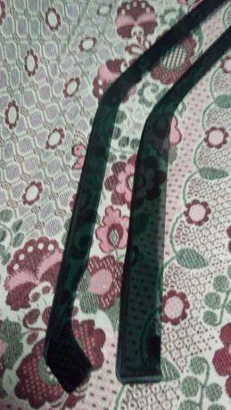 Ветровки передние ВАЗ 09-099 под резинку и реснички на фары