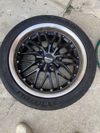 Jantes com os pneus