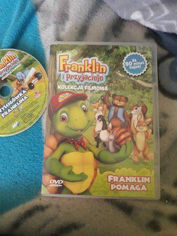Bajka Franklin i przyjaciele