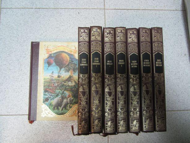 Livros Júlio Verne