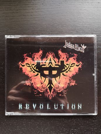 Judas Priest [Single Colecionador] Revolution