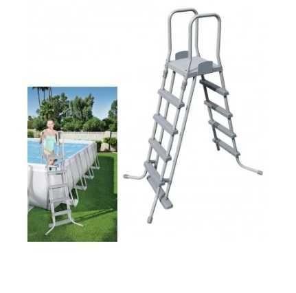 Escada para piscina 132cm **envio grátis**