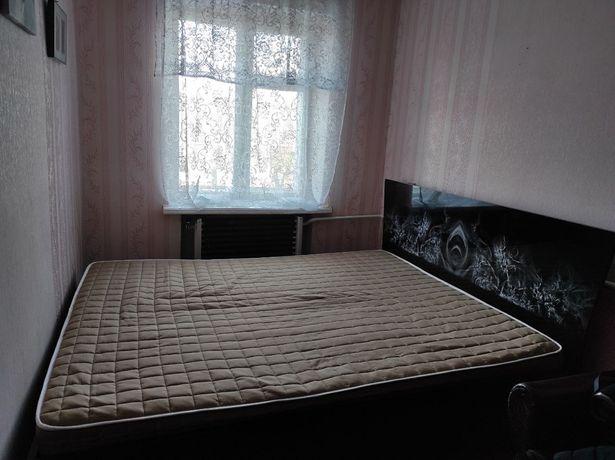 Кравать з матрасом двох спальня