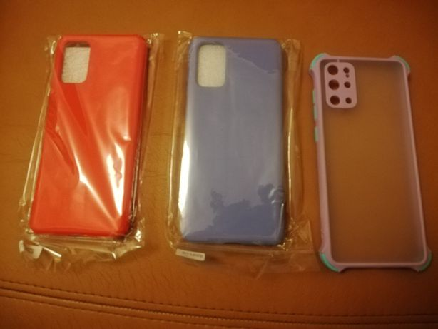 3 capas para Samsung S20+