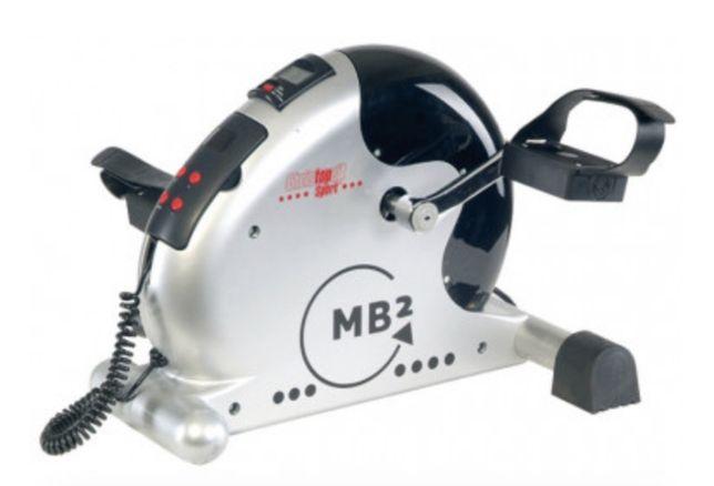 Реабилитационный Тренажер Christopeit Sport MB 2 (мини-велотренажер)