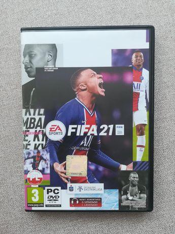 FIFA 21 PC nowa. Sprzedam