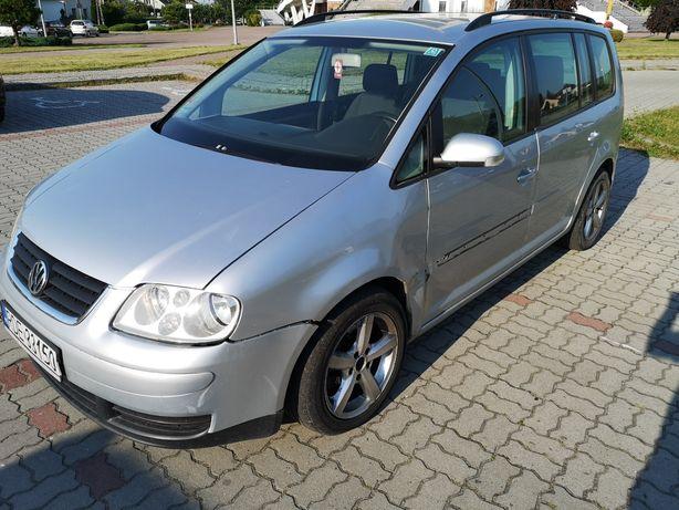 VW Touran 2.0 TDI 136KM 2004' Rej. PL