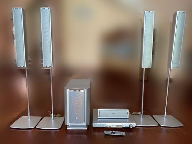 Kino domowe 5.1 Panasonic SA-HT870 - Dolby Digital, DTS - 100% sprawne