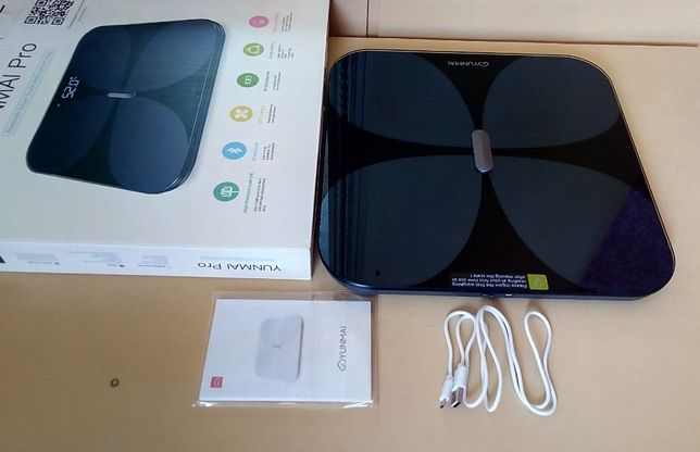 Смарт-весы Xiaomi YUNMAI PRO Smart Scale Black