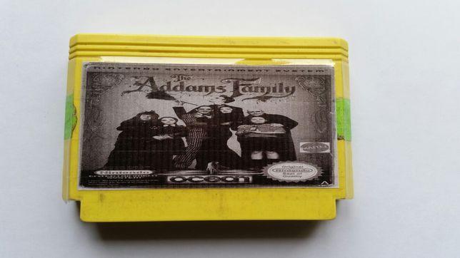 THE ADAMS FAMILY pegasus gra nes