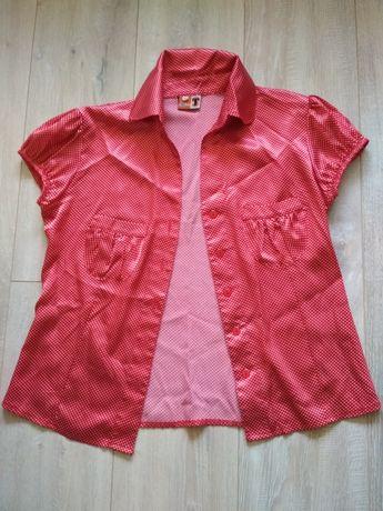 Koszula damska grochy r. M r. 40