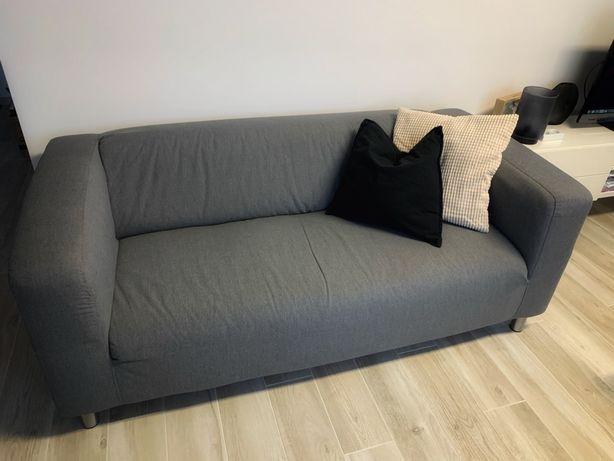 Sofa IKEA Klippan Szara