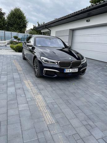 BMW V12 M760 long super wygodne Ślub wesele imprezy eventy