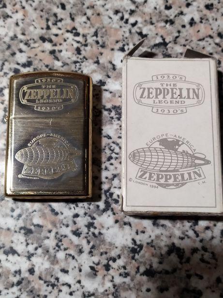 zeppelin зажигалка