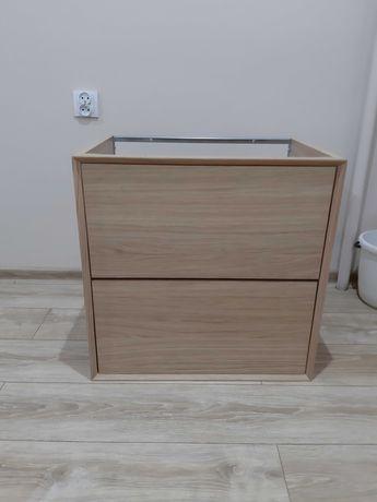 Szafka pod umywalkę, 60cm, GoodHome Avela, drewno