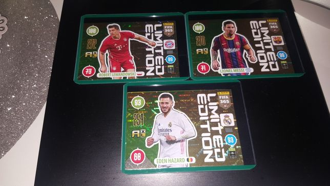 Panini Fifa 355 Updet Limited Edition 2021