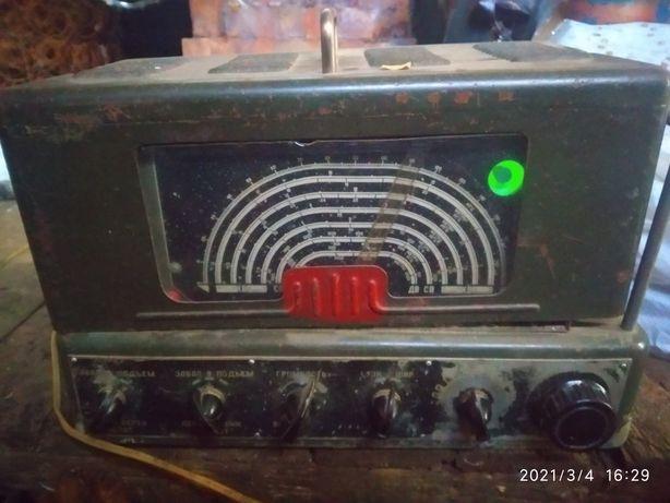 Радиоприемник ТПС-54