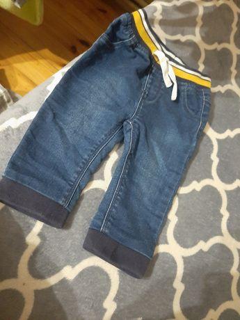 Sprzedam spodnie rozmiar 74