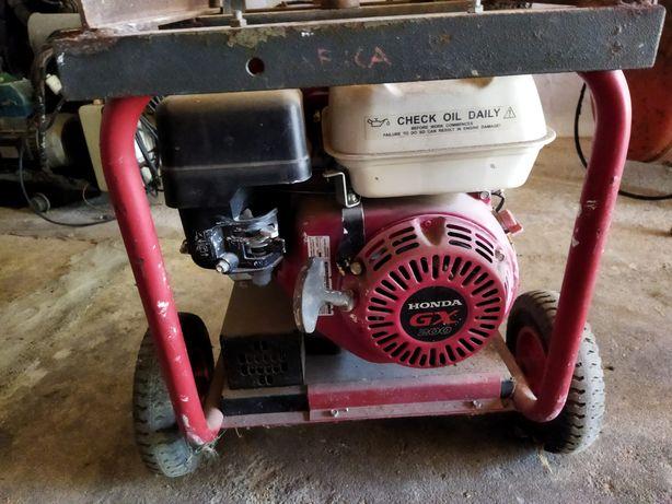 Motor soldadora com energia 220 v