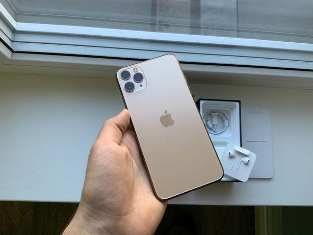 iPhone 11 Pro Max Dual sim GOLD . 256 GB NEVERLOCK