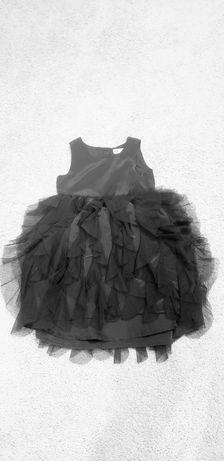 Sukienka H&M 128 tiulowa